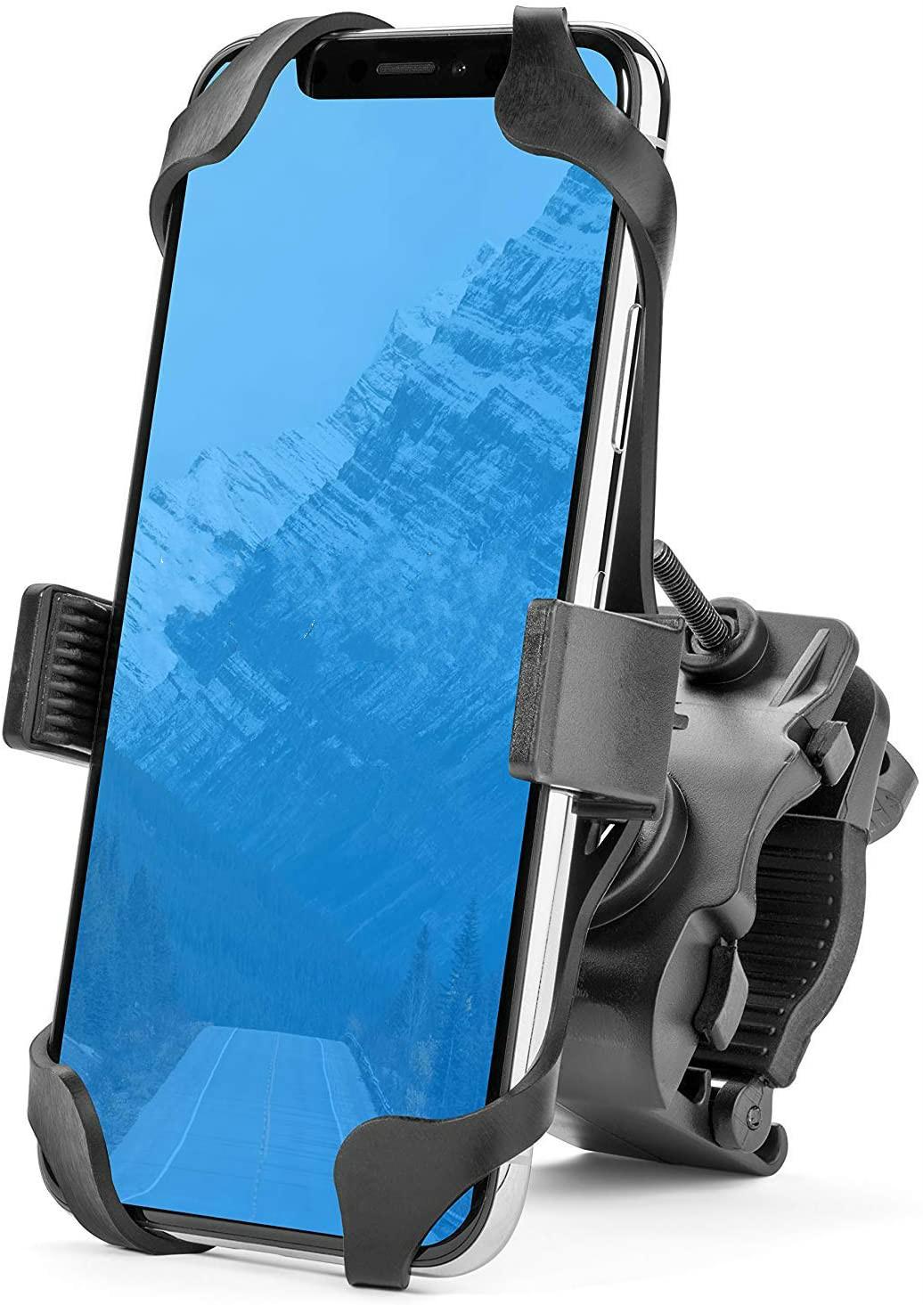 motorcycle adjustable fits iphone galaxy universal premium