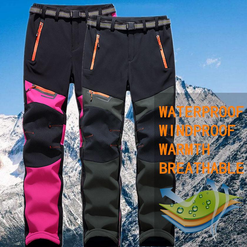 Women-Winter-Hiking-Pants-Waterproof-Outdoor-Fleece-Softshell-Trousers-Male-Travel-Climbing-Camping- (2)