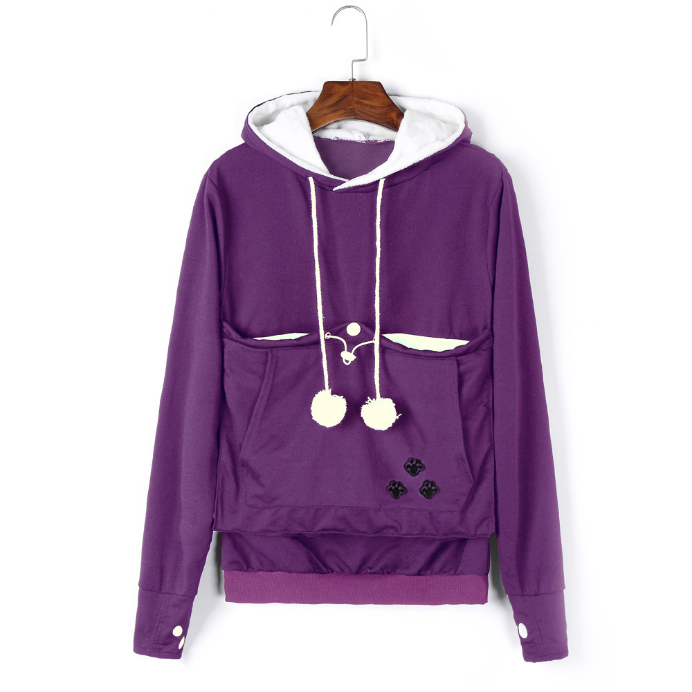 Cat-Lovers-Hoodie-Kangaroo-Dog-Pet-Paw-Dropshipping-Coat-Pullovers-Cuddle-Pouch-Sweatshirt-Pocket-An (13)