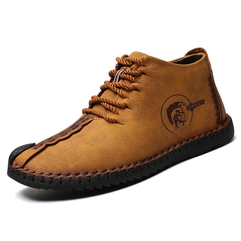 Vancat-Fashion-Men-Boots-High-Quality-Split-Leather-Ankle-Snow-Boots-Shoes-Warm-Fur-Plush-Lace (3)