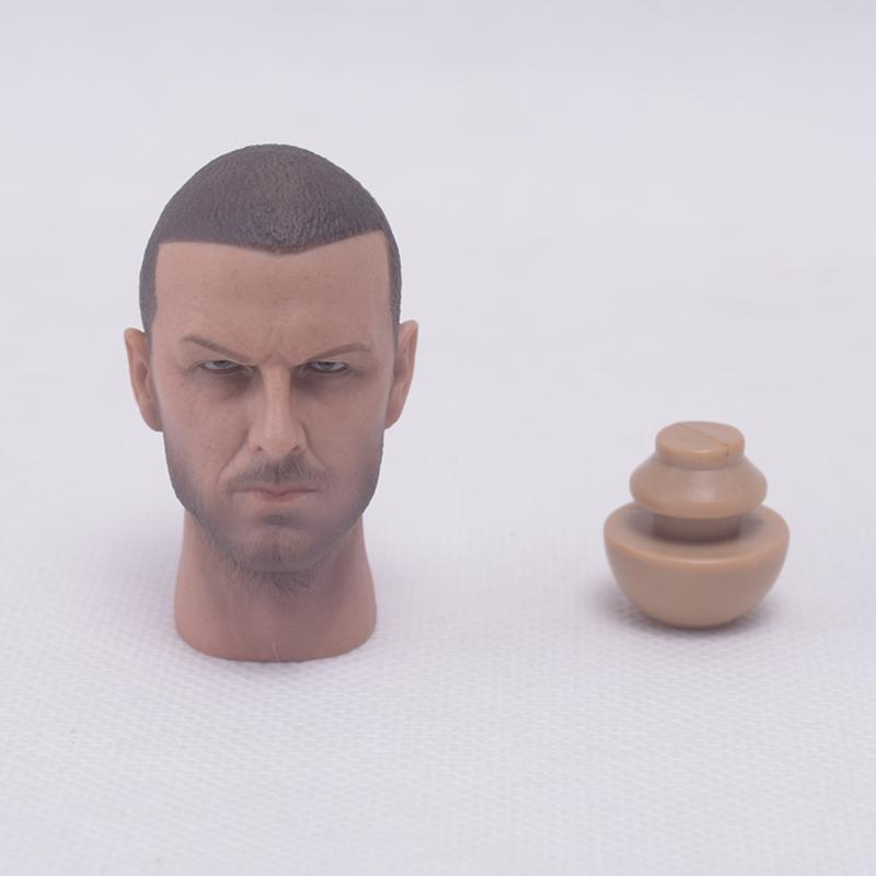 "1//6 Walter Bruce Willis Male Head Sculpt Carving A06 Model F12/"" Figure model Toy"